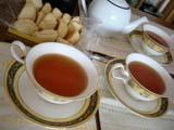 3杯の紅茶