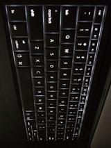 MBP・キーボードDark