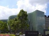 国立新美術館、外観