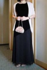 披露宴のドレス