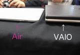 MacWorld2008報告会、かわいそうなVAIO2