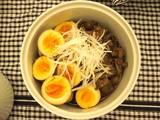 オトナの調理実習・shu*味付きたまご