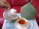 紅茶いっちょあがりん♪