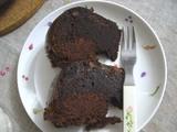 chocola・二層になってるの図。
