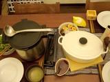 オトナの調理実習・なべふたつ
