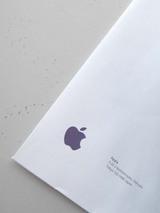 MacWorld2008報告会、りんごパープル