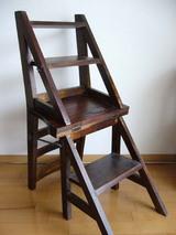 トランスフォーム椅子、はしご