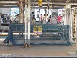 新宿駅ホーム・開口部1