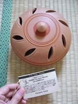 蚊取りグッズ-焼き物容器
