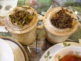 Gclef、茶葉比べ