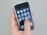 iPhoneタッチ