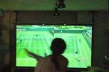 新年会・Wiiテニス
