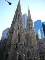 Saint Patrick's Cathedral。マンハッタン教会ツアー!