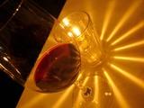 六本木ワイン、灯りと
