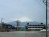 箱根:富士