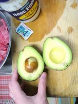 あの果物、開き