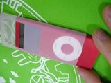室内花見、iPod....?