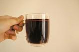 ENDOあずき茶、色が濃い