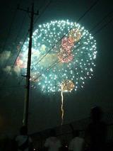 板橋花火、青