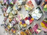 モネ展、花のタネ