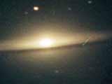 おとめ座の銀河。見られてた。